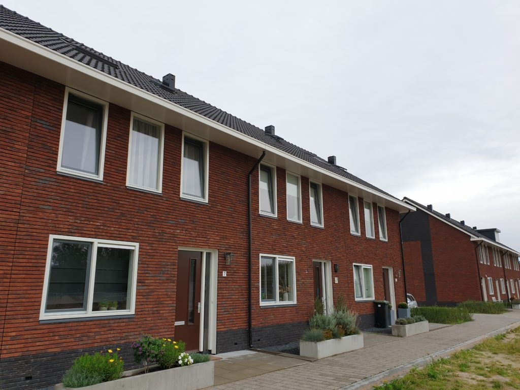 Project 70 woningen 't podium in beeld!
