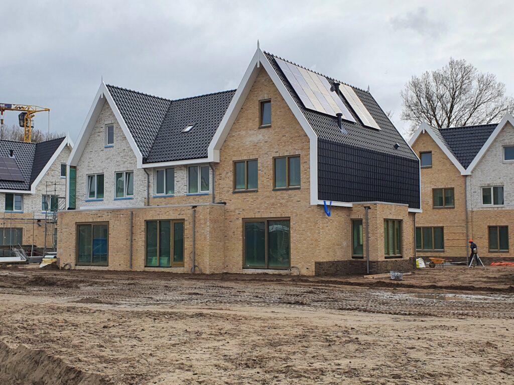 Project in beeld: Nieuwbouw woningen Gouwpark