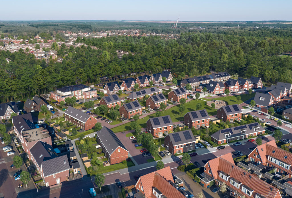 Nieuw in opdracht: Nieuwbouw 32 woningen Heidezoom 't Harde