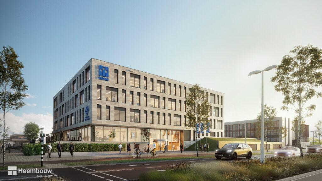 Nieuw in opdracht: Nieuwbouw hoofdkantoor NVM